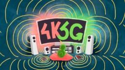 Huipputerävät 4K-videot kulkevat 5G-verkossa kevyesti