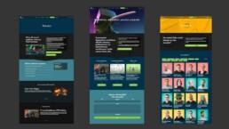 verkkosivujen suunnittelu trendit